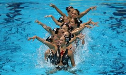 Confira os resultados das rubro-negras do nado no Mundial de Kazan