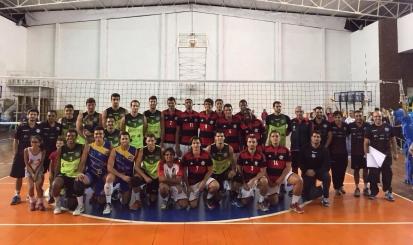 Flamengo disputa amistoso com equipe da Super Liga