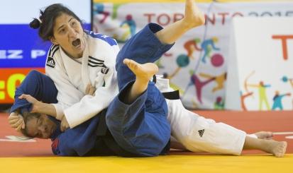 Judô rubro-negro é ouro no Parapan de Toronto