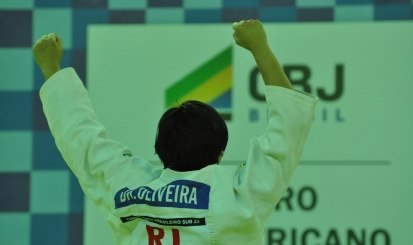 Danielle Karla é campeã brasileira sub-23