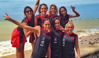 Flamengo disputa Campeonato Brasileiro de nado sincronizado