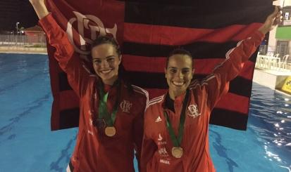 Rubro-negras conquistam mais medalhas em Brasileiro