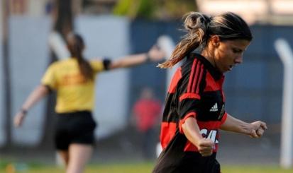 Flamengo/Marinha vence mais uma no Brasileiro Feminino