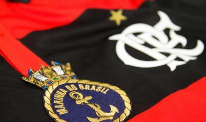Flamengo/Marinha entra em campo na sede da Gávea