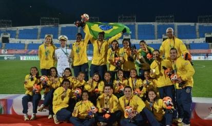 Flamengo/Marinha tem 22 campeãs mundiais