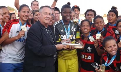 Flamengo/Marinha é campeão estadual