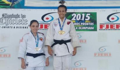 Judocas rubro-negros conquistam sete ouros em Torneio Inter-regional