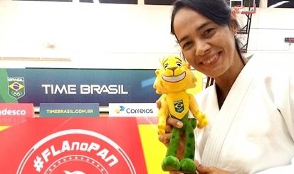 """Rosicleia Campos participa do """"CBJ nos Jogos Rio 2016"""""""