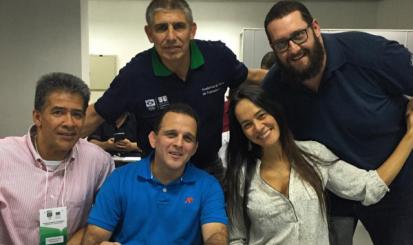 Rubro-negros são formandos da Academia Brasileira de Treinadores