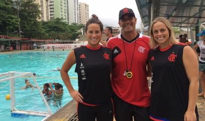 Flamengo contrata duas norte-americanas para Brasileiro de polo