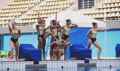 Equipe conquista 12 ouros no Estadual de Categorias