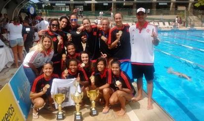 Flamengo conquista o Olga Pinciroli pela segunda vez