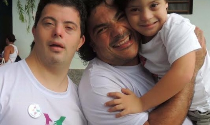 Breno Viola participa de causa social