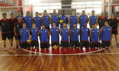 Flamengo estreia na Superliga Masculina de vôlei