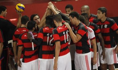 Flamengo é superado pelo Sada Cruzeiro e segue na Superliga B