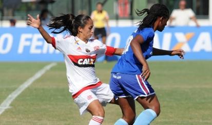 Flamengo/Marinha está a um empate da classificação no Brasileiro