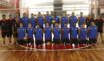 Flamengo encerra participação na Superliga B 2016