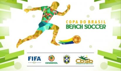 Flamengo irá disputar Copa do Brasil de beach soccer