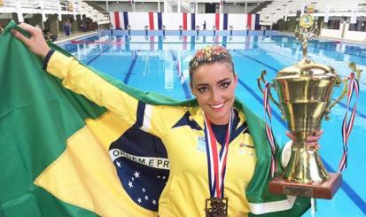 Com três rubro-negras, Brasil ganha tudo no Sul-americano