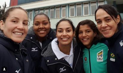 Rosicleia Campos comanda Seleção Brasileira feminina na Turquia