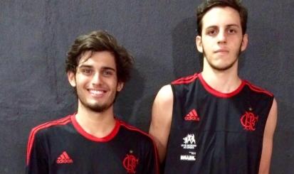 Rubro-negros são pré-convocados para Seleção Brasileira Infantojuvenil