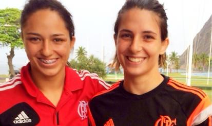 Flamengo tem duas judocas convocadas para o treinamento da Seleção