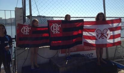 Flamengo leva 93 medalhas no Torneio Prof. Ruy Essucy