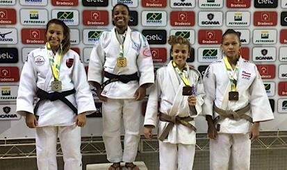 Judocas rubro-negros se destacam em Campeonato Brasileiro por Região