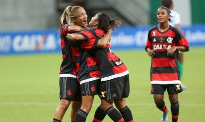 Flamengo/Marinha se classifica para semifinal do Brasileirão Feminino Caixa