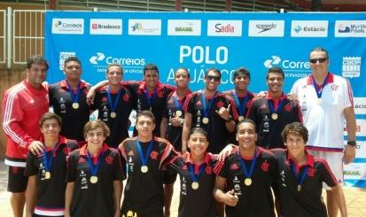 Conheça o time que vai representar o Flamengo no evento-teste