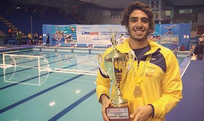 Bernardo Carelli viaja com a Seleção Brasileira para torneio internacional no Japão