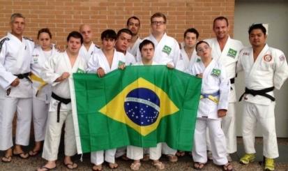 Breno Viola defende Seleção em competição do Judô Para Todos