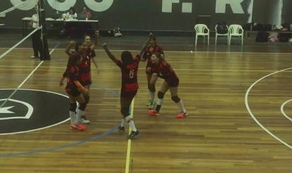 Base do vôlei se classifica para duas finais na Copa Rio