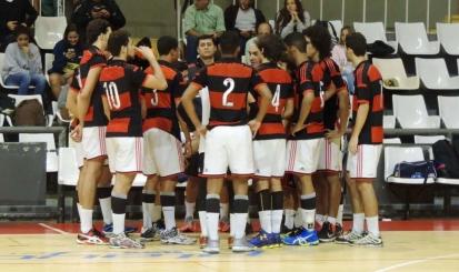 Infanto masculino e Infantil feminino estão na final da Copa Rio