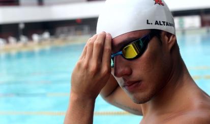 Altamir viaja para competição-teste pré-Rio 2016 na Europa