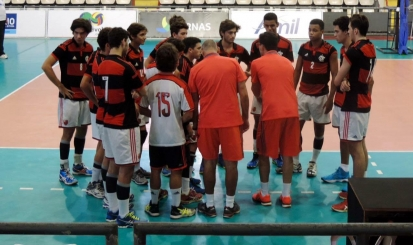 Infanto Masculino é campeão da Copa Cidade Maravilhosa