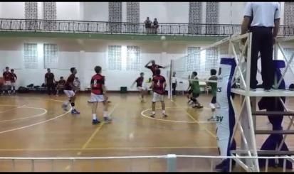 Infantil masculino é vice-campeão da Copa Rio