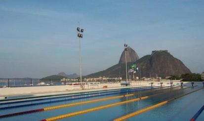 Natação rubro-negra conquista 126 medalhas no Circuito Carioca
