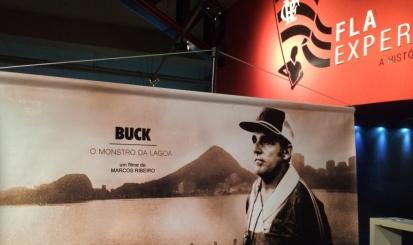 Filme sobre Buck é lançado na Gávea