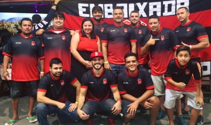 Embaixada da Nação promove encontro solidário com colorados