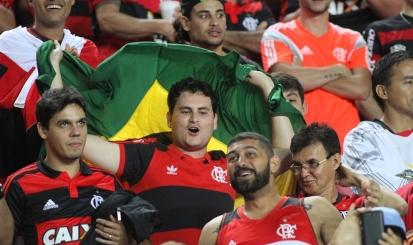 Uma Nação que veste Flamengo