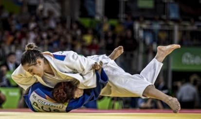Mais uma atleta de Rosicleia Campos é medalhista nos Jogos