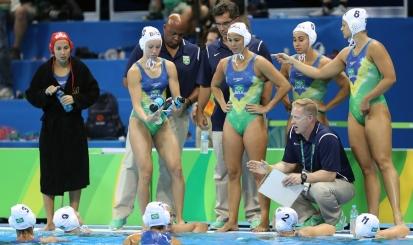 Brasil disputa de 5º a 8º lugar com Austrália
