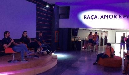 Casa Flamengo recebe painel com ex-atletas olímpicos