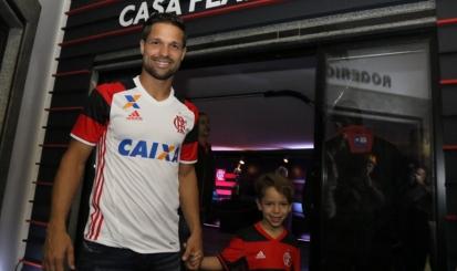 Casa Flamengo agita a Gávea durante a Olimpíada