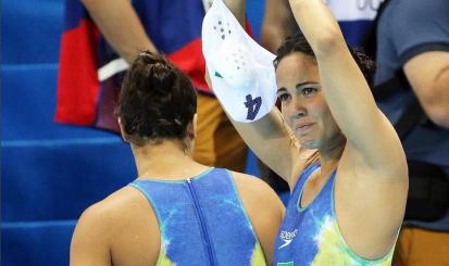 Marina Canetti se despede da Seleção