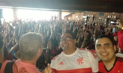 Encontro das Embaixadas do Nordeste mobiliza mais de 800 rubro-negros na Bahia