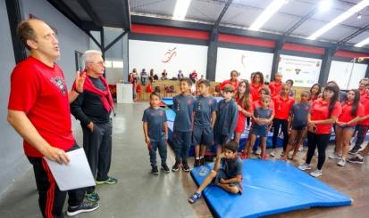 Flamengo inaugura Espaço CUIDAR e lança Projeto Anjo da Guarda Rubro-Negro