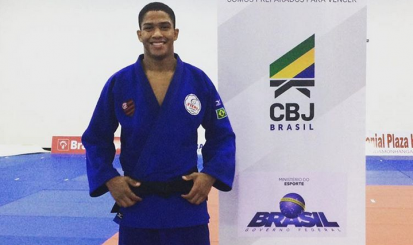 Flamengo tem dois judocas na Seletiva Nacional das Categorias de Base