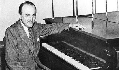 Em 10 de janeiro de 1904 nascia Lamartine Babo, autor do hino popular rubro-negro